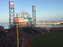 AT&T Park: Giants/Diamondbacks