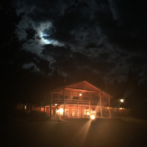 Nighttime at the Ranch, Granby, CO